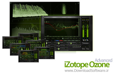 iZotope Ozone Advanced iZotope Ozone Advanced v5.0.5b VST x86/x64 پلاگین میکس و مسترینگ