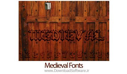 Medieval Fonts فونت زیبا و رایگان