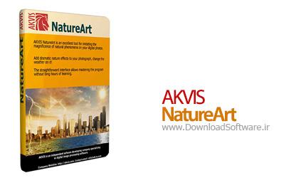 AKVIS NatureArt 5.5.1351 – اضافه کردن پدیده های طبیعی به عکس