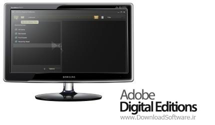 Adobe Digital Editions 3.0.86137 مبدل آسان کتاب ها به PDF