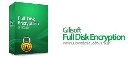 Gilisoft Full Disk Encryption 3.3.0 قفل گذاری قسمت های مختلف ویندوز