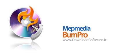 MEPMedia BurnPro 7.5.5 – رایت انواع لوح های فشرده