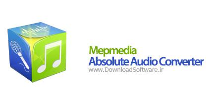 Mepmedia Absolute Audio Converter 5.5.5 – مبدل فایلهای صوتی