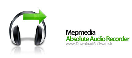 Mepmedia Absolute Audio Recorder 9.5.5 ضبط و ویرایش صوت