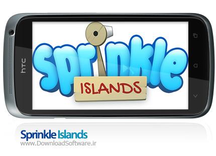 دانلود بازی Sprinkle Islands 1.1.0 برای اندروید