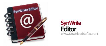 SynWrite Editor 6.5.940 Final + Portable – ویرایشگر متن