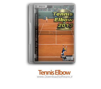 دانلود بازی کم حجم Tennis Elbow برای PC