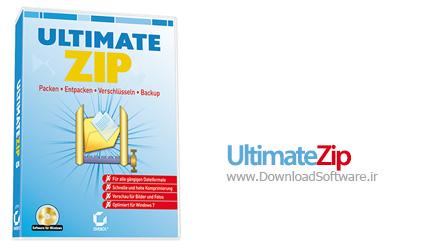 UltimateZip 7.0.4.1 + Portable زیپ نمودن فایل های مختلف