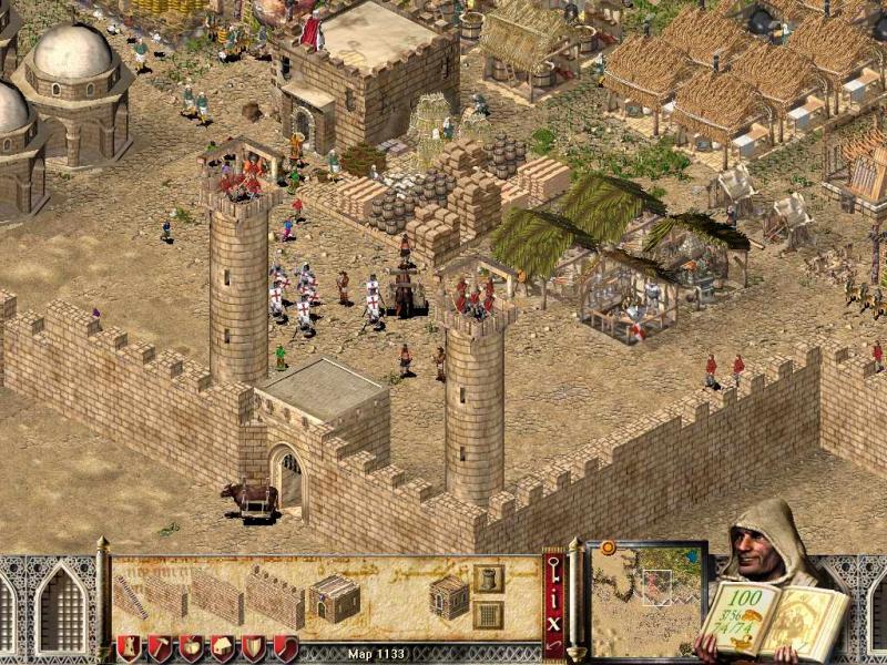 download stronghold crusader