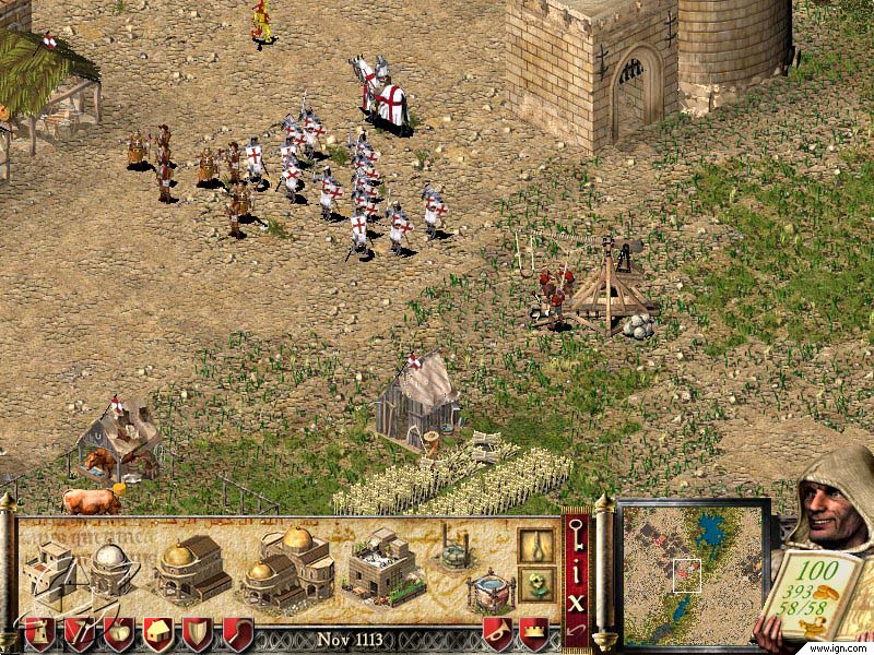 Download Stronghold Crusader Full Game PC - Pirate