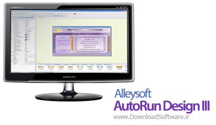 Alleysoft-AutoRun-Design-III