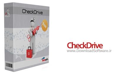 CheckDrive 2014 4.4 Final رفع خطاهای هارد دیسک