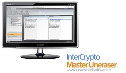 InterCrypto Master Uneraser 1.21 بازیابی اطلاعات