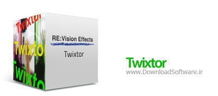 Twixtor Pro 6.0.5 x64 پلاگین آهسته کردن فیلم و تصاویر برای افترافکت