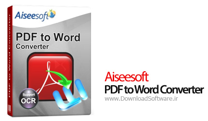 Aiseesoft-PDF-to-Word-Converter