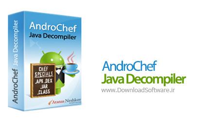 AndroChef Java Decompiler 1.0.0.13 نرم افزار دیکامپایل JAR یا APK