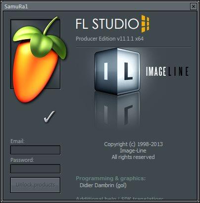 دانلود جدید ترین نسخه fl stdio 11.1.1 + pluginsبه همراه کرک