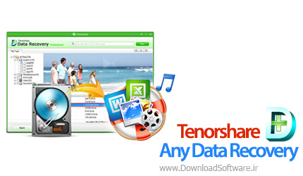 Tenorshare Any Data Recovery Pro 6.0.0.0 Build 04.27.2017 بازیابی اطلاعات