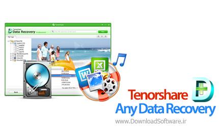 Tenorshare Any Data Recovery Pro 6.0.0.0 Build 04.27.2017 بازیابی اطلاعات