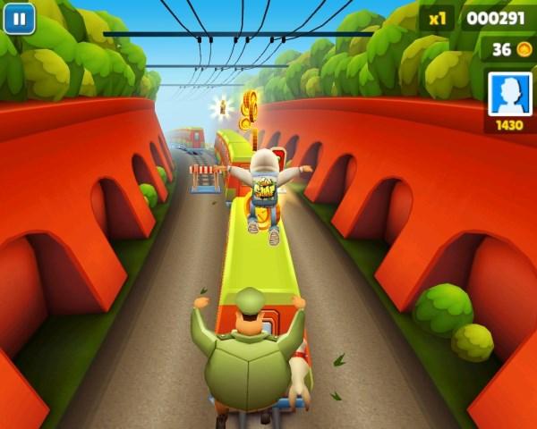 download permainan subway surf