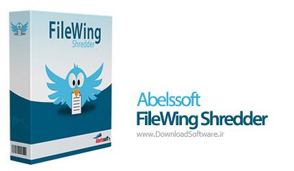 Abelssoft-FileWing-Shredder