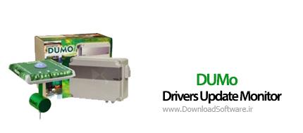 DUMo (Drivers Update Monitor) 2.7.1.45 + 2.9.1.56 Free – آپدیت خودکار سخت افزار