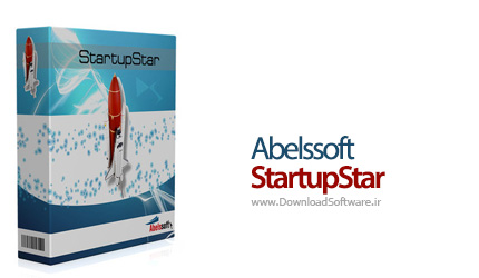 Abelssoft StartupStar 2017 vv9.01 – کنترل استارت آپ ویندوز