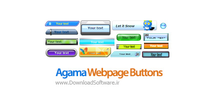 Agama-Webpage-Buttons