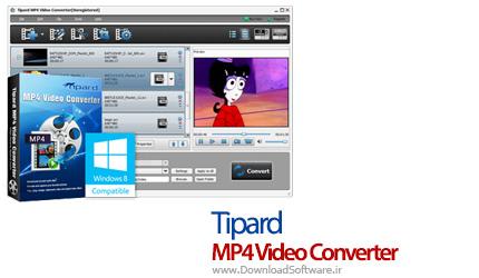 Tipard MP4 Video Converter 9.2.12 – مبدل فایل ویدیویی MP4