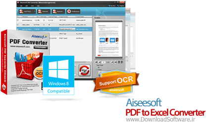 Aiseesoft-PDF-to-Excel-Converter