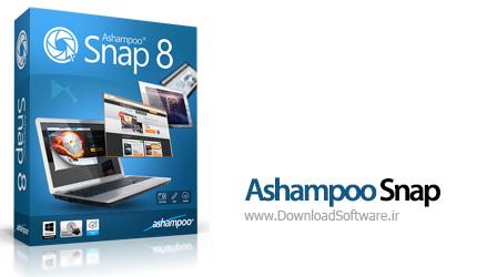 دانلود Ashampoo Snap + Portable - فیلمبرداری حرفه ای از دسکتاپAshampoo-Snap