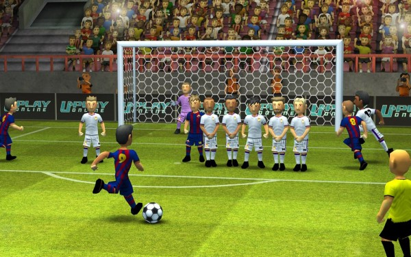 بازی آنلاین فوتبال برای اندروید
