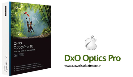 دانلود DxO Optics Pro Elite MacOSX برنامه ویرایش عکس در مک