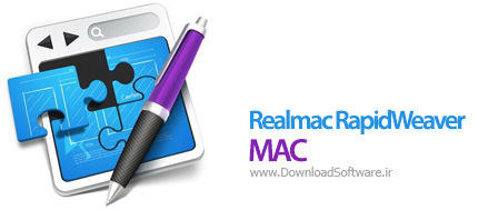 دانلود نرم افزار Realmac RapidWeaver برای مک