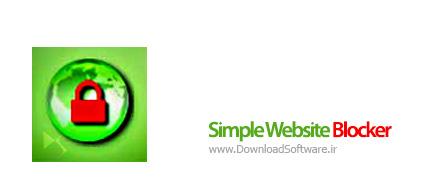 دانلود Simple Website Blocker نرم افزار مسدود کردن وب سایت