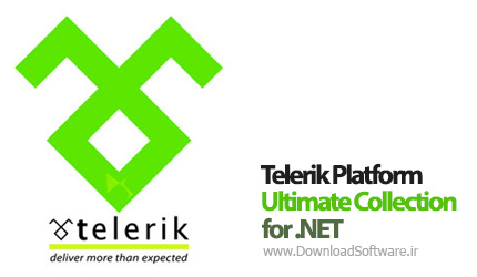 Telerik Platform Ultimate Collection for .NET 2015 – برنامه نویسی موبایل
