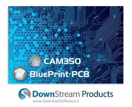 دانلود DownStream Products - نرم افزار مونتاژ و تست بردهای الکترونیکی
