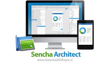 دانلود Sencha Architect 3.2 Build 320 – نرم افزار سازنده اپلیکیشن های HTML5