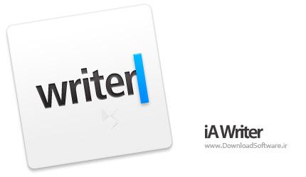 دانلود iA Writer نرم افزار ابزار تایپ آسان و سریع برای مک