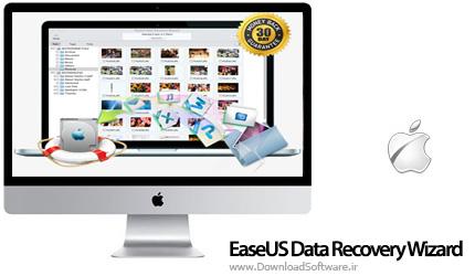 دانلود EaseUS Data Recovery Wizard Pro for Mac نرم افزار بازیابی اطلاعات مک