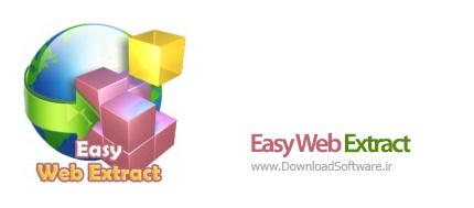 دانلود Easy Web Extract نرم افزار استخراج محتویات وب سایت