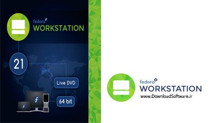 دانلود Fedora Workstation سیستم عامل لینوکس فدورا
