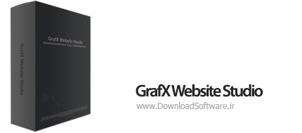 دانلود GrafX Website Studio نرم افزار طراحی وب سایت