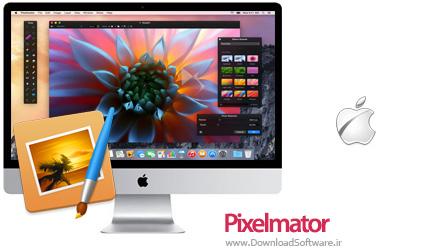دانلود Pixelmator – نرم افزار ویرایش حرفه ای عکس برای مک