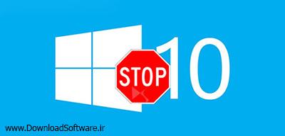 دانلود GWX Control Panel جلوگیری از آپدیت خودکار به ویندوز 10