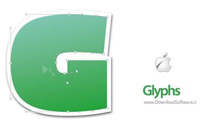 دانلود Glyphs MacOSX - نرم افزار ساخت و ادیت انواع فونت ها برای مک