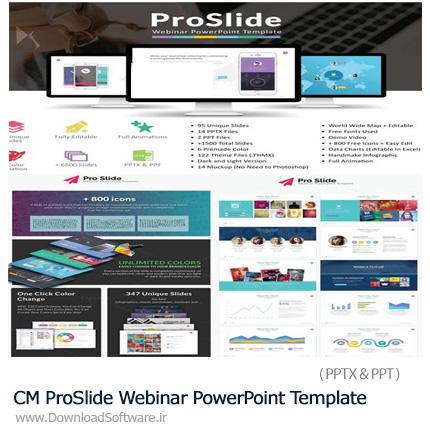 CM-ProSlide-Webinar-PowerPoint-Template