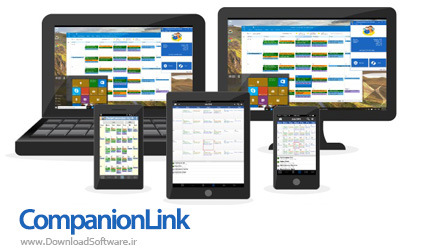دانلود CompanionLink – همگام سازی موبایل