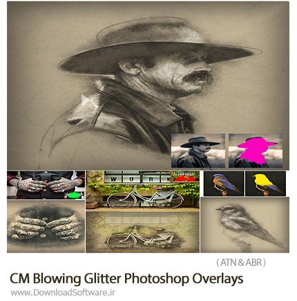 دانلود اکشن فتوشاپ تبدیل تصاویر به نقاشی دستی از گرافیک ریور - GraphicRiver Hand Drawn Photoshop Action