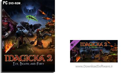 دانلود بازی Magicka 2 Ice Death and Fury نسخه PC